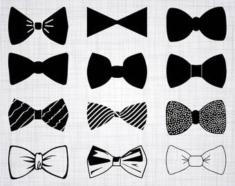 bow tie clipart etsy rh etsy com bow tie clip art printable bow tie clip art silhouette