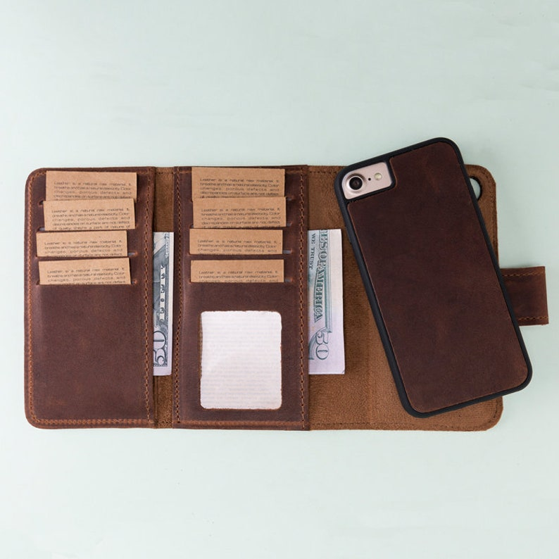 brown leather phone case iphone 7
