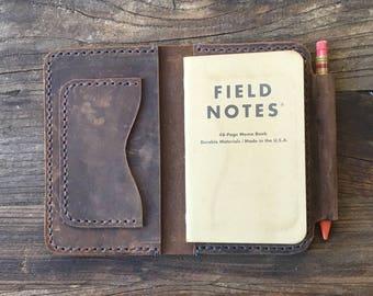 Sidenote Field Notes Wallet