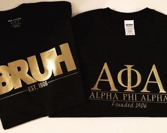 ac5b3057 Alpha Phi Alpha Fraternity/BRUH/Male Fraternity