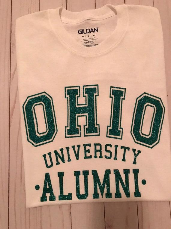 ohio university shirts