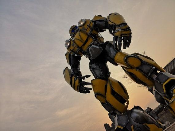 Transformers Bumblebee (1987) Cosplay Armor