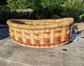 Bolga Basket Oval Mini Tray-Fair Trade