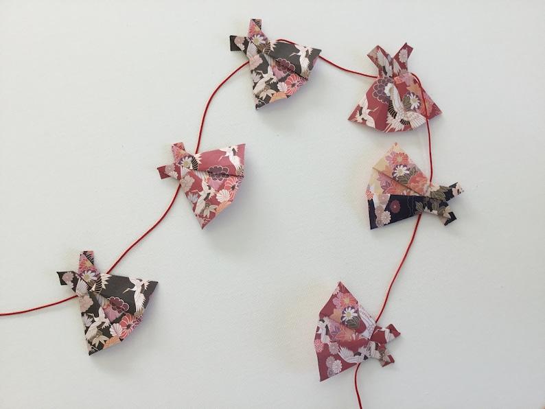 Garland origami dresses Petites