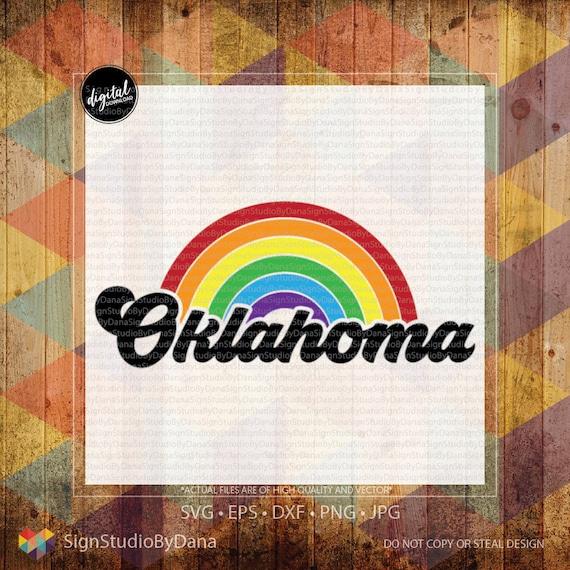 New Oklahoma State Silver-Tone Logo Double Braid Bracelet