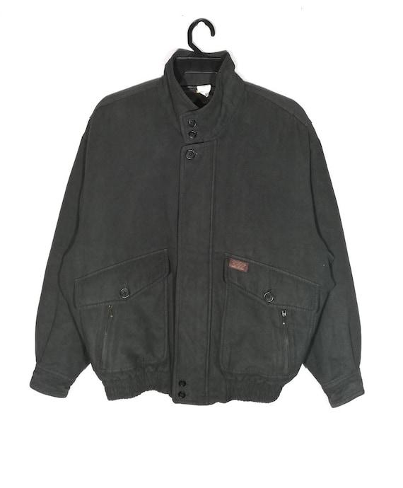 Vintage Daniel Hechter Casual Jacket Green