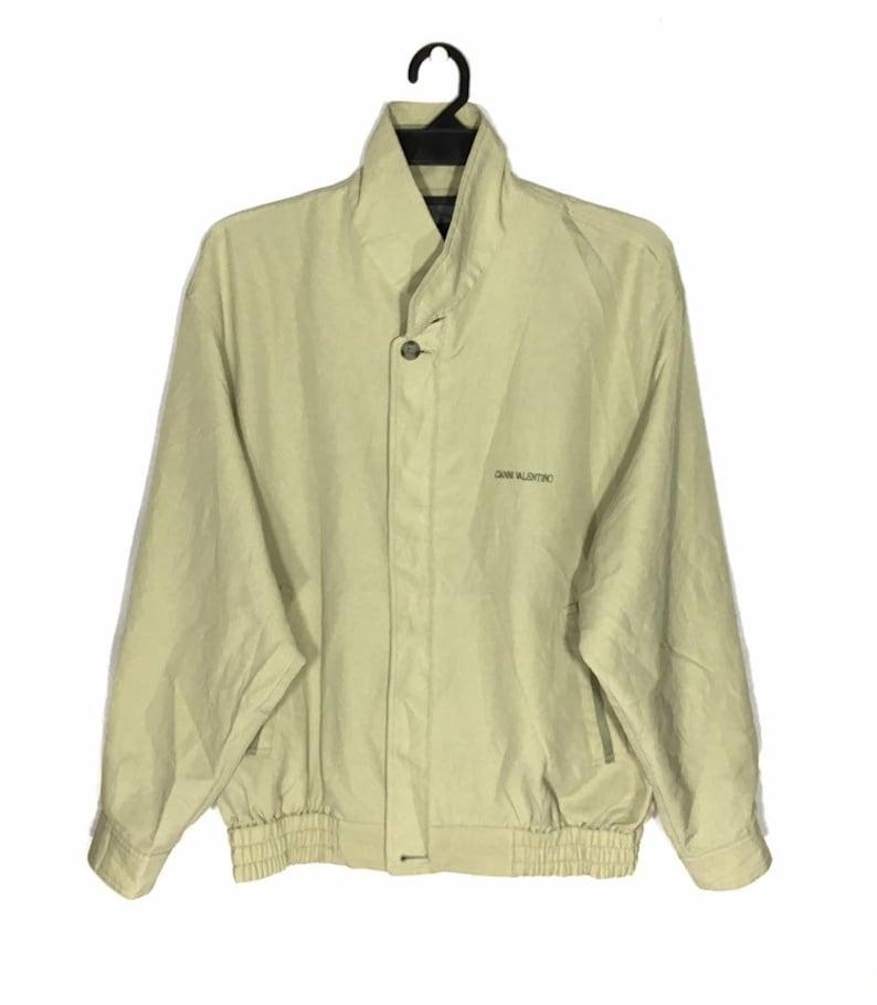 69cd7f14968 Vintage Gianni Valentino Jacket Windbreaker