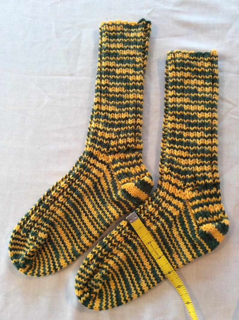 Men/'sWomen/'s hand knit socks