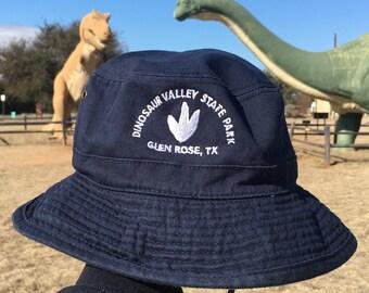 2a9bb9cd78b Dinosaur Valley State Park Bucket Floppy Hat