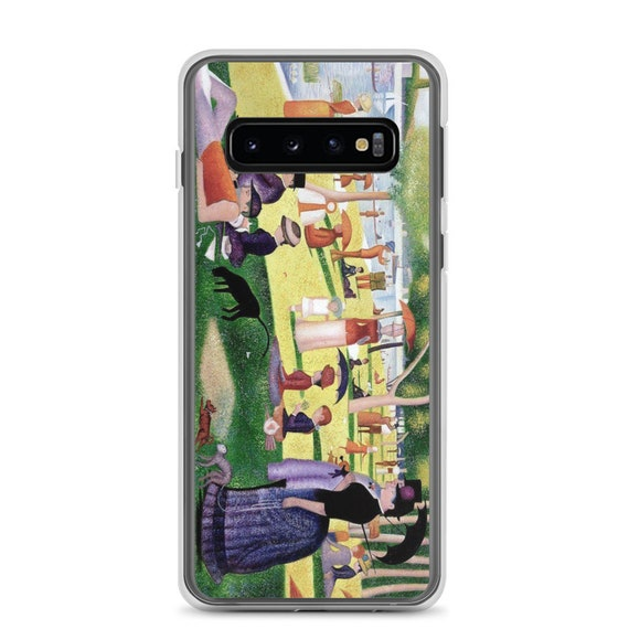 A Sunday Afternoon On The Island Of La Grande Jatte Sunday In Etsy