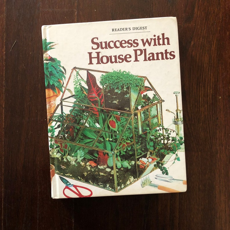 Tremendous Success With House Plants Readers Digest Book Interior Design Ideas Clesiryabchikinfo
