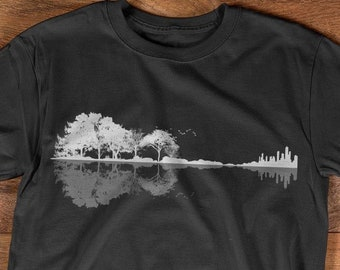 e5be3c858 Guitar Shirt. Funny Guitar Shirt. Guitar T shirt. Musician Shirt. Musician  Gift. Guitar Apparel. Gift for Best Friend. Birthday Shirt.