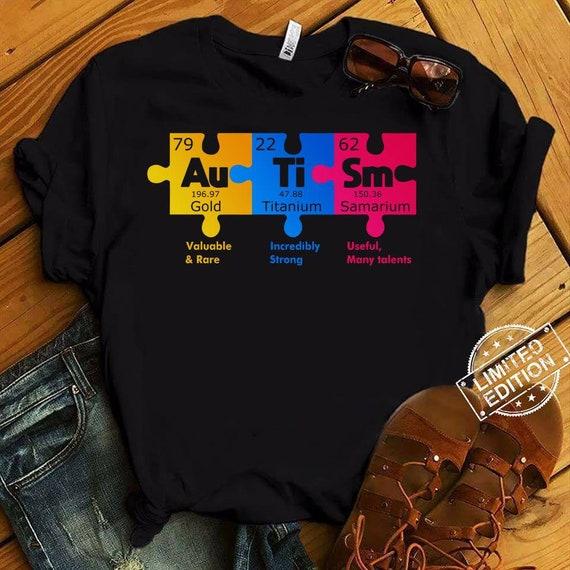 Autism Shirts, Autism Awareness, Autism Shirt for Mom, Autism Shirt Teacher, Autism Mom, Autism Gifts, Autism Awareness Shirt, Puzzle Pieces
