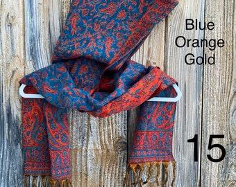 Designer Hooded Scarves