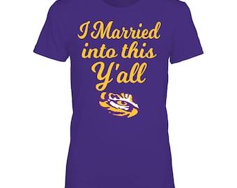 Patterned Home Baseball FanPrint Mississippi State Bulldogs T-Shirt