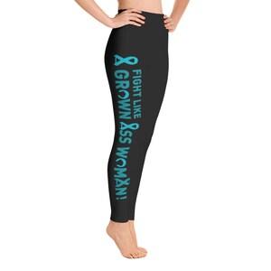 ovarian cancer yoga)