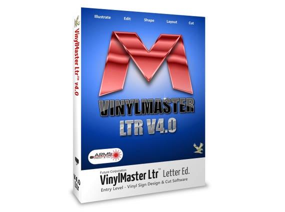 des Illustrations et des Formes avec Un Traceur de d/écoupe de Signes Vinyle VinylMaster LTR des Logos Faire des Signes