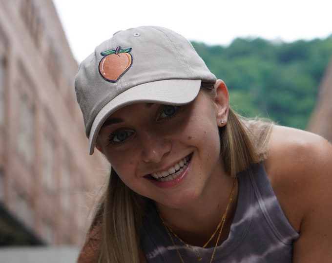 Hat for Small Heads - Women's Petite-fit (Peach)