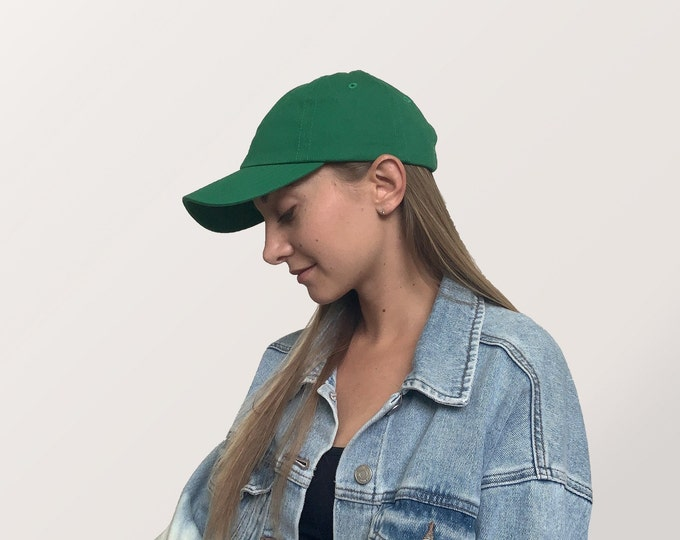 Hats for Small Heads - Women's Petite-fit (Green)