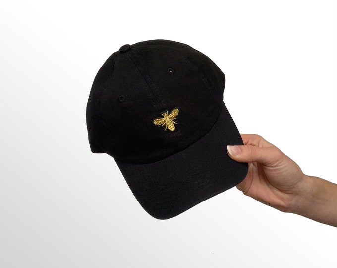 Women's Small-Fit Hat - Bee Patch