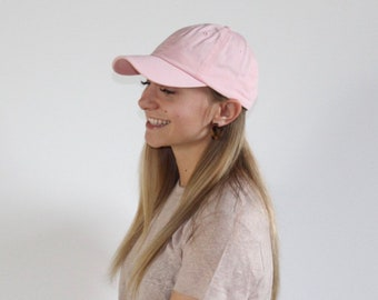 f9d578f347c95 Women s Small-fit Light Pink Hat for Small Heads