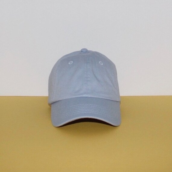 Women s Small-fit Light Blue Hat for Small Heads 778fef9af27