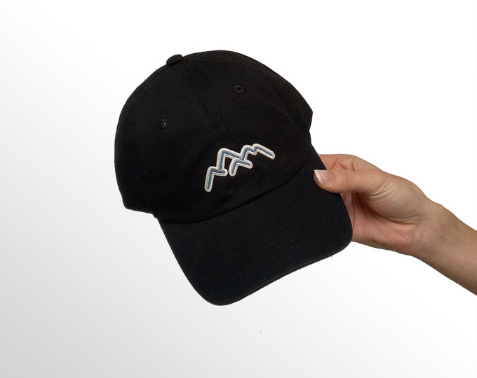 Women's Small-Fit Hat - Mountain Patch
