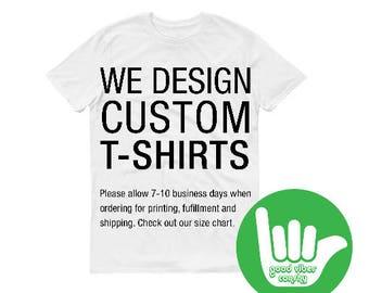 Custom Baseball Style Shirt