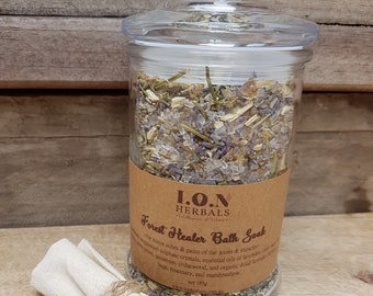 Forest Healer Herbal Bath Soak