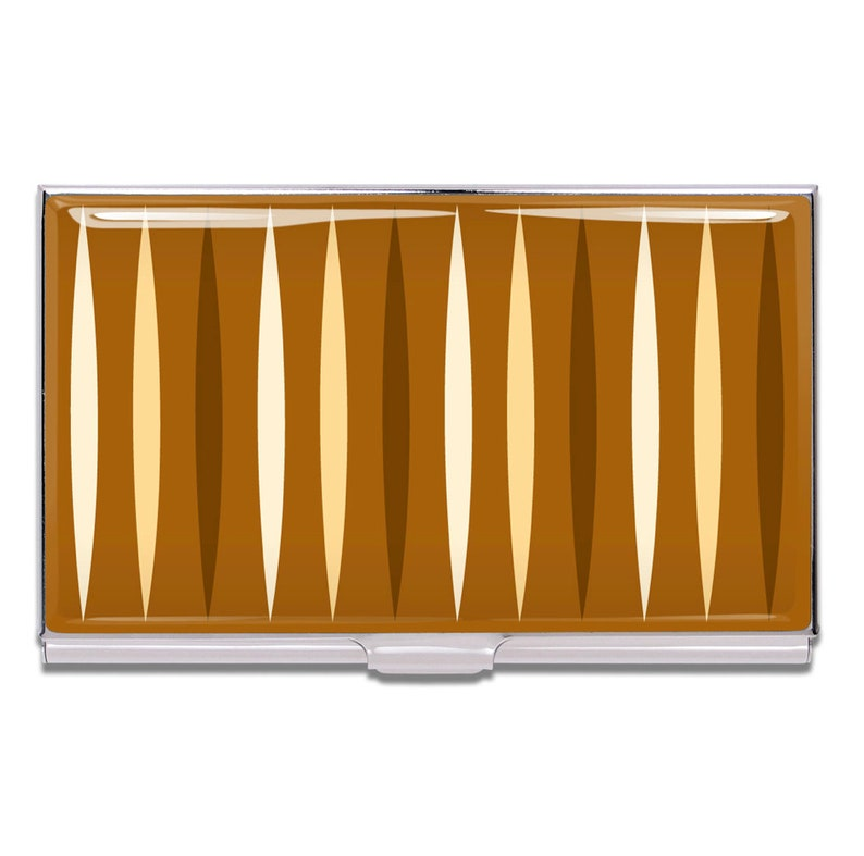 Ali Hall Cafe Creme  Card Case by ACME Studio