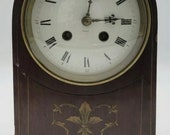 Tiffany Mantle Clock 10 H