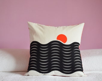 Pillow cover, pillow, cushion cover