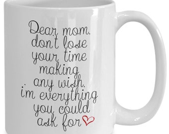 mom gifts christmas gifts for mom dear mom mom christmas gift funny mom mug funny mom gifts mom christmas gift from daughter
