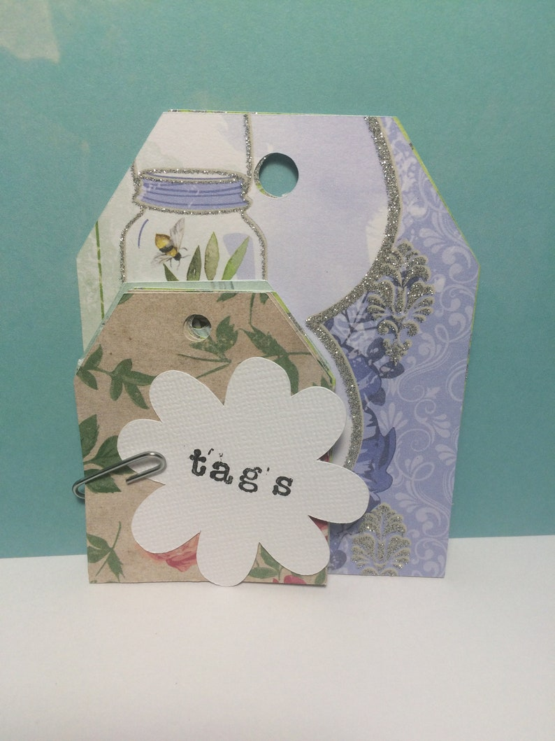 Assortment of 10 Gift Tags