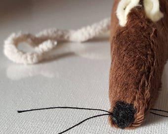 Handmade Cat Toys - CATNIP FREE