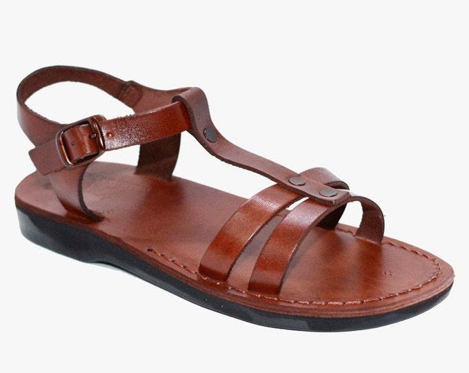 Leather Sandal For Women, Greek sandals - Model 62