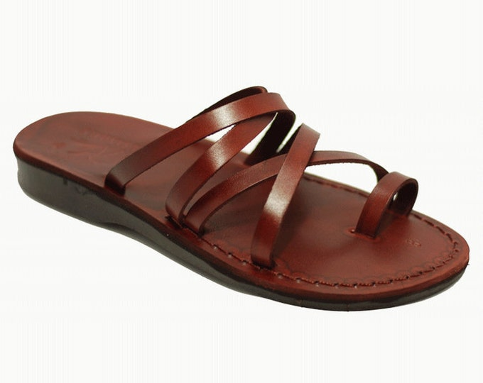 Women slippers toe ring sandals - Model 27