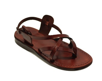 Gladiator sandals for women summer flat sandals - Model 5