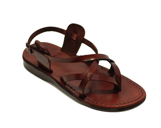 Gladiator sandals for women summer flat sandals - Model 5