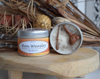Ron Weasley Soy Candle