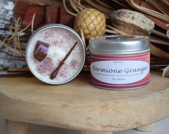 Hermione Granger Soy Candle
