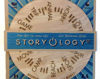Storyology®, The Social Game (48 topic full size disc)