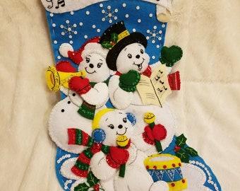 Snowman Mouse Band Charm Mr