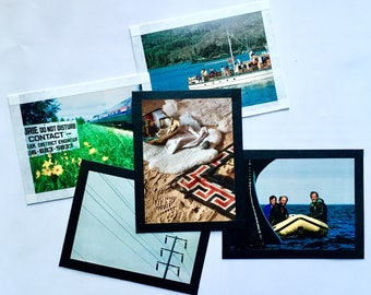 Scenic Postcards - Set of Four