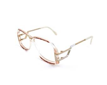 22cb3796c207 NOS Vintage Cazal Mod 318 Col 259 Eyeglasses Sunglasses Frames Only 54mm