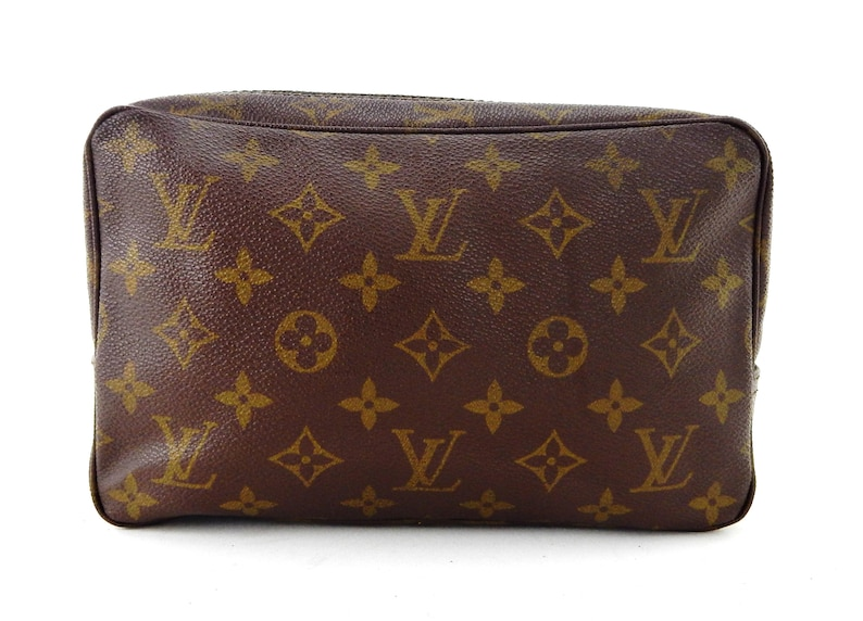 Authentic Vintage Louis Vuitton Trousse 23 Monogram Canvas  4da153393eb39