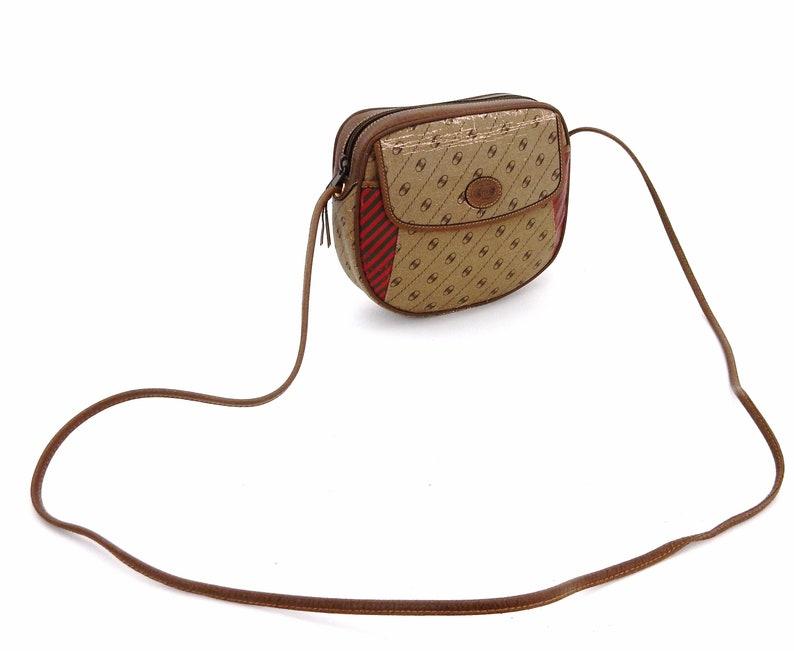 43e3fde7c45 Authentic Vintage Gucci GG Supreme Monogram Canvas Leather