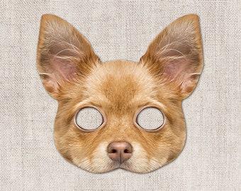Dog Mask Etsy