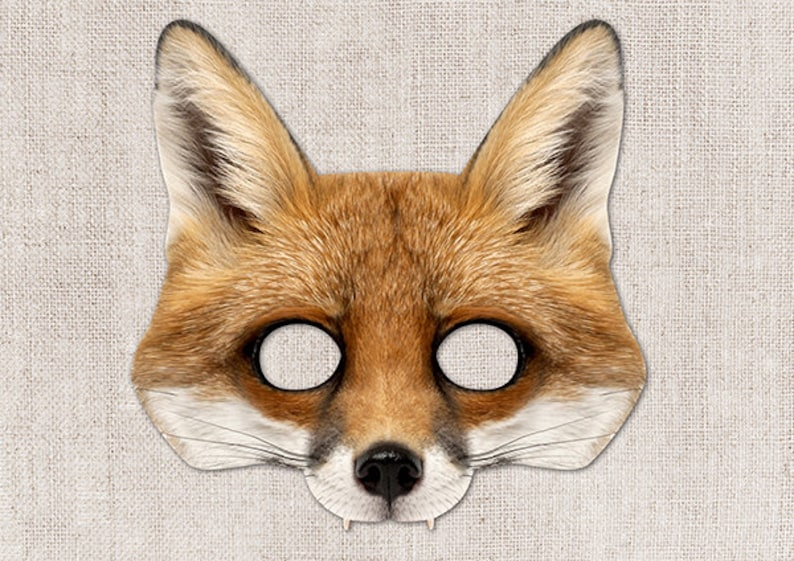 photo regarding Printable Fox Masks known as Fox Printable Mask, Fox, Purple Fox, Image-Genuine Fox Mask, Halloween Mask, Printable Mask, Fox Dress, 2 Measurements, Cunning
