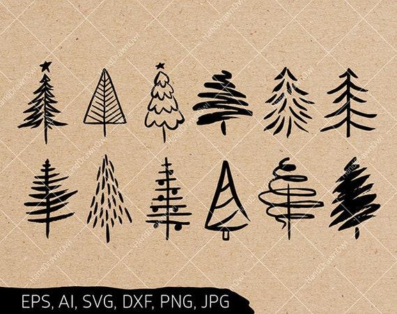 Download Christmas tree svg files for cricut Svg Christmas tree | Etsy